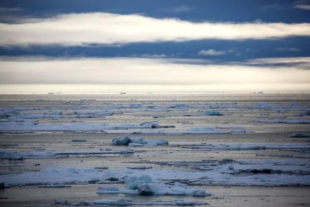 getInterUrl?uicrIvZQ=121b52559a2ab84c5099e77c0510a414 - Hawking's predictions will come true? The Arctic has a high temperature of 38 degrees and greenhouse gases are released. The earth returns to 3 million years ago