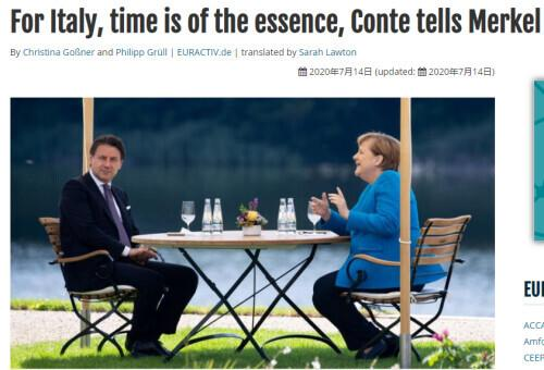 "getInterUrl?uicrIvZQ=1dfdbd04eb43d60c373cc1e48bec0f55 - Release the concession signal? Merkel intensively met with leaders of EU member states to discuss the""EU Next Generation"" revival plan"