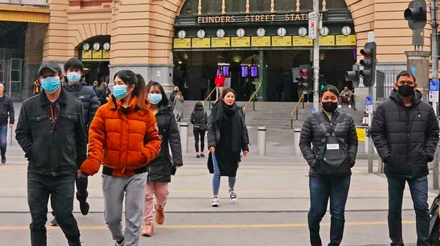 getInterUrl?uicrIvZQ=322a39686bd31c5a9a7f576bc8abafcb - Australia's epidemic rebounded on the 8th day:the Chinese area fell, medical care was infected, some words have to be said