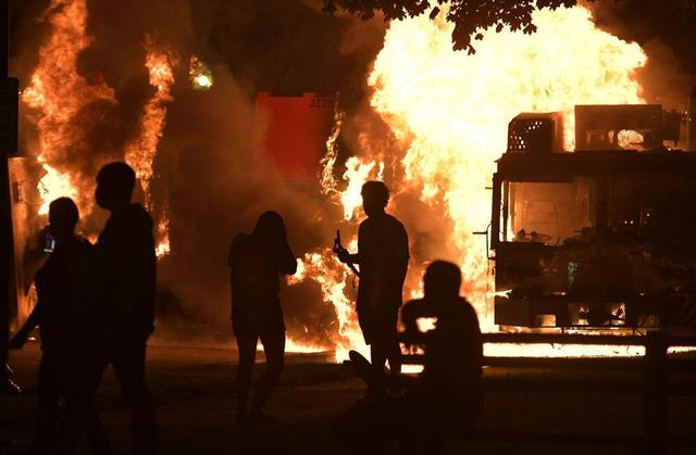 getInterUrl?uicrIvZQ=33e5ee2ae8d1b59a7b883b3cb22f0780 - The conflict is escalating! Black Americans were shot again by the police, and the problem of social tearing became more prominent