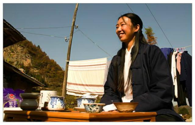 getInterUrl?uicrIvZQ=3455160863326cc16757ef0e835ea215 - She got tired of working 10 years ago and came to Wudang Mountain to marry the hermit and have children. What is life like now?