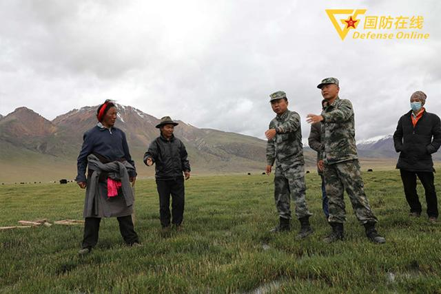 getInterUrl?uicrIvZQ=34d4b45fc3e8a564c75df35dfb8ab3cd - A brigade of the Tibet Military Region builds roads for herders at the training site