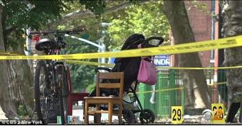getInterUrl?uicrIvZQ=452d01bc2774b8f49749340a6b324c0b - A one-year-old boy in the United States was shot in a stroller, grandmother:he is innocent