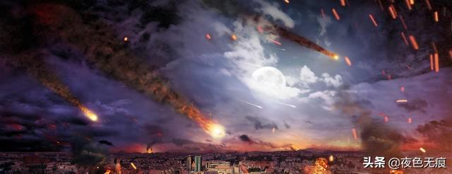 getInterUrl?uicrIvZQ=474f93bef4430d273681f745b2ccd372 - Shortly after the earthquake in the United States, a mysterious fireball fell from the sky again, residents:is the end of the world coming?
