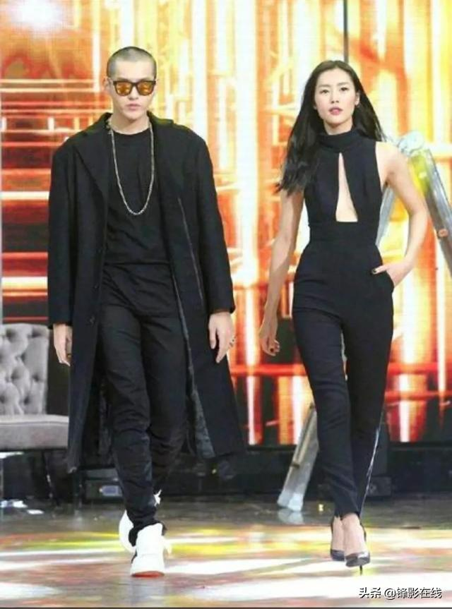 Supermodel Liu Wen Is 178cm Tall And High Heels Is Estimated To Be 10cm How Tall Is Wu Yifan Yqqlm