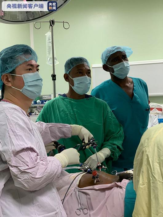 getInterUrl?uicrIvZQ=5006cd19c773e246d30b4122aba3e55a - Strictly prevent and control the spread of the new coronary pneumonia epidemic, China helps Dominica take the lead in achieving the clearing of confirmed cases
