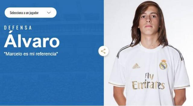 getInterUrl?uicrIvZQ=5dc01cc7ddecde486b52169a8ba86d28 - Aspen:Real Madrid's 17-year-old left-back contract expired, and has reached a franchise agreement with Manchester United