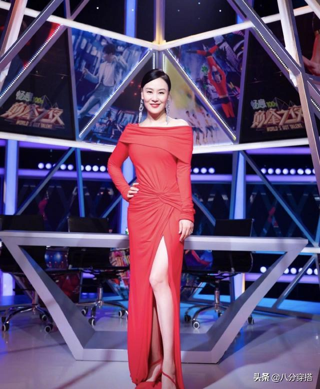 getInterUrl?uicrIvZQ=651c961071aec4747b37518f7fca93f7 - Wu Junmei refused to accept the old one at all, wearing a tube top dress and a big show with a graceful and good figure.
