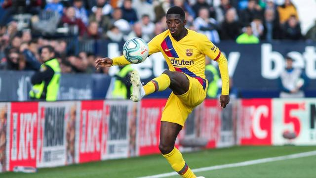 getInterUrl?uicrIvZQ=68cbd0c9b0eb16e1178f07e3656536ed - German media:Barcelona paid a transfer fee of 138 million euros for Dembele, possibly paying another 10 million