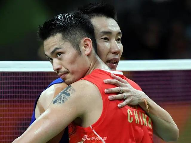 getInterUrl?uicrIvZQ=89424836131c9d8d926021f053727afe - Lin Dan laughed about Li Zongwei:he made my slam gold content higher, he would not let the ball