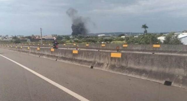 getInterUrl?uicrIvZQ=aa0a39e52eb19c6cb6ef03027741c6b7 - Taiwan Military Air Force Base reportedly heard that the helicopter crashed