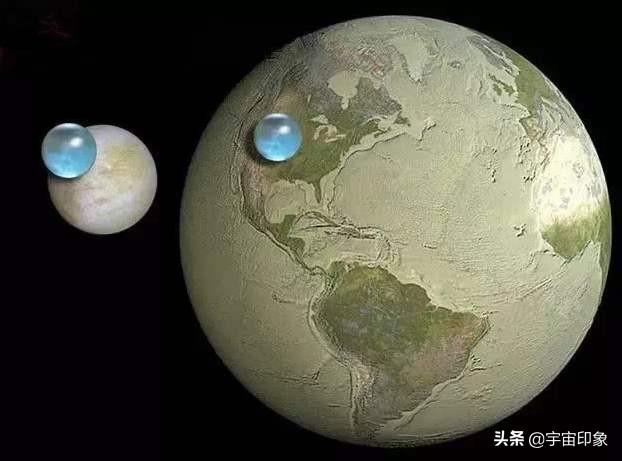 getInterUrl?uicrIvZQ=b7fa3aba6350bfcb346d81f4c279a340 - The total water storage is more than the five oceans of the earth! If it is all thawed, it can be filled with a third of the moon