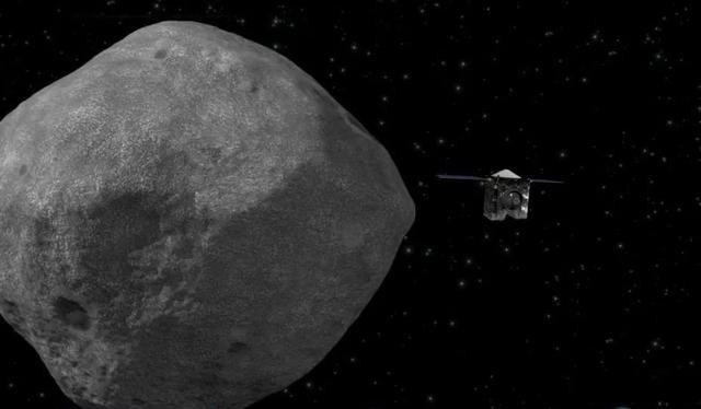 """getInterUrl?uicrIvZQ=bb2058a8fc9699c91574ca48a0fdd3ae - The""""treasure"""" asteroid that has been in dust for 4.5 billion years is coming, and the United States has launched a spacecraft for mining"""