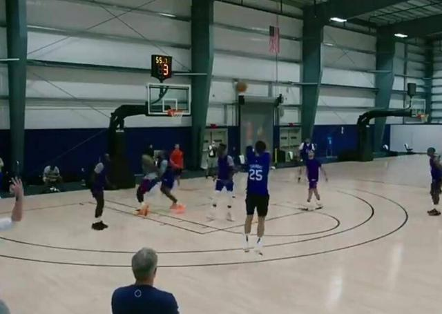 getInterUrl?uicrIvZQ=cdafeb9573108dfc82a57f1e81adaaf1 - 76ers official team competition highlights:Simons buzzer three points