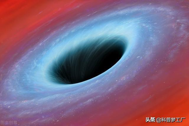 getInterUrl?uicrIvZQ=d1d182df2450eb3690bb02ca165f02fb - Once a person falls into a black hole, is there still a way to go? Science tells you that maybe the world outside the universe is better