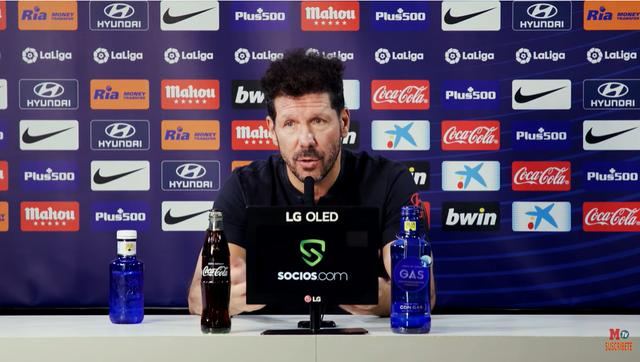 getInterUrl?uicrIvZQ=dd36b9bc960dd741ff9dcf521a4ab7c5 - Simone:At this stage, it is too difficult to break the situation of Real Madrid Barcelona dominating La Liga