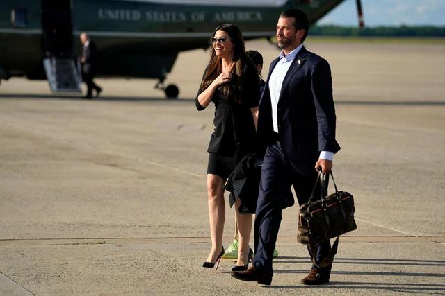 getInterUrl?uicrIvZQ=ec642a35f2eed823c4f1da1d62eb8528 - A member of the Trump campaign team tested positive for the new crown virus and was the girlfriend of his eldest son
