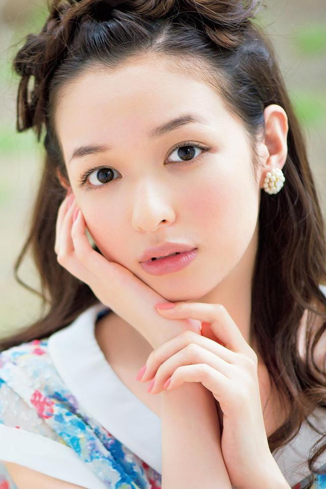 getInterUrl?uicrIvZQ=ef8771f277379860c3fee0670ab66c51 - Japanese magazine goddess Mori Rika, with beautiful makeup and high face value, is loved by men and women