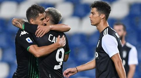 getInterUrl?uicrIvZQ=f2c8d26ba960b3b0db9c8b3cf7da939b - 3-3! Serie A leader burst 1 big upset! Cristiano Ronaldo loses 2 big records:Serie A champion hangs with 77 points