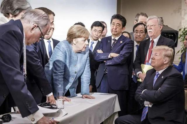 """getInterUrl?uicrIvZQ=f2eddbb97455c2f032bee8edac50d7b7 - """"completely annihilated""""! None of the G7 allies came, and the White House fell into an awkward position"""