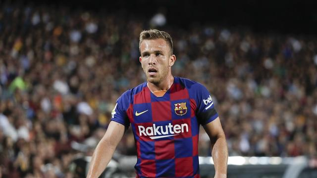 getInterUrl?uicrIvZQ=f7572d2deffe27ab9663ba5d9df91974 - Artur:In the last home game at Camp Nou, thanks to the Barcelona fans with victory