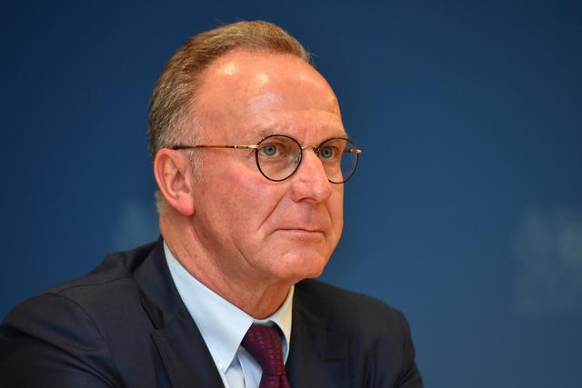 getInterUrl?uicrIvZQ=faccd8f0511d6629cb5e1a73f857de9b - Rummenigge:Bayern was 7 points behind, making me worry about not being eligible for the Champions League