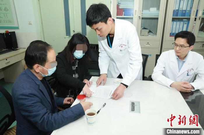 A man in Hubei died of illness, saves 7 people by donating organs