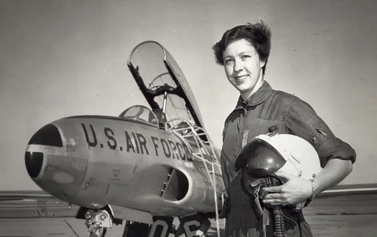 Wally Fink's 60-year late space dream: 22-year-old once rubbed shoulders with space because of her identity as a woman(5)