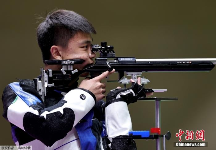 China's shooting Olympics won 4 golds, 1 silver and 6 bronzes