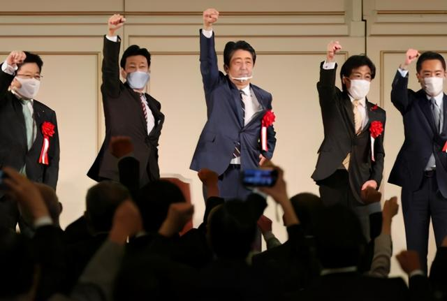 getInterUrl?uicrIvZQ=081e25f20f9e959e0711a6e2deecca3f - The people chanted that the new prime minister would step down. Is Abe coming to power for the third time? Japanese media:He is already preparing