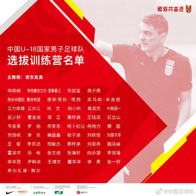 getInterUrl?uicrIvZQ=1129e65f775f229d69078c5f1944d146 - List of U18 National Football Selection Team:Luneng 9 will have 7 members from Evergrande Football School, with luxurious local coaching staff