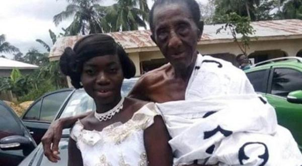 getInterUrl?uicrIvZQ=121db010c10d8abfd705d5e99678c032 - A 35-year-old woman in India married a 106-year-old uncle, and gave him 4 consecutive babies within 12 years of dating