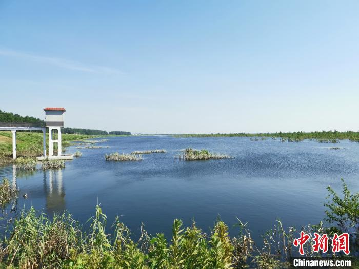 Practicing ecological priority and green development Hunan builds a strong ecological barrier in the hinterland of the Yangtze River(1)