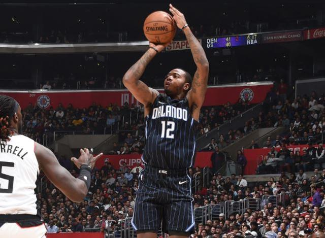 getInterUrl?uicrIvZQ=18e46a08b172525b29be22426063ae96 - Forward Gary Clark signs two-year, $4.1 million contract extension with Magic