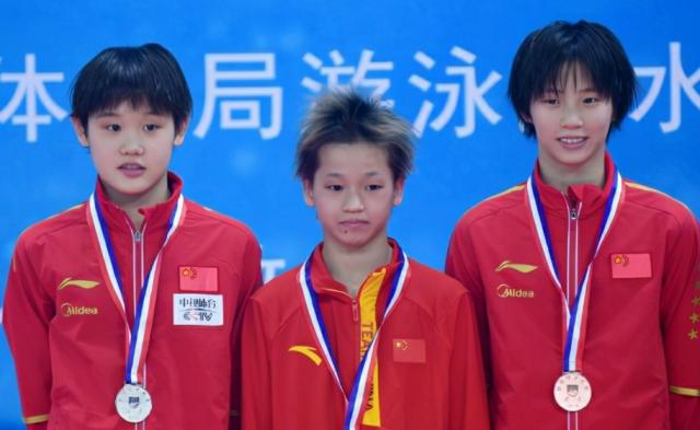 getInterUrl?uicrIvZQ=19cd855417a42b5dc685ff1bf2fbcf81 - The strongest dark horse! 13-year-old Zhanjiang girl Quan Hongchan won the gold medal in the National Diving Championship