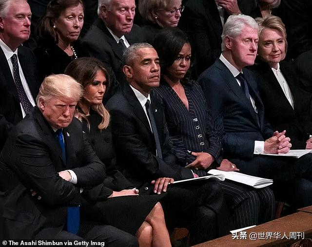 """getInterUrl?uicrIvZQ=1b9d60cbce3ea533dcf074233613fd62 - After the President of the United States leaves office, he will join the secret""""fraternity"""", but Trump is an exception"""
