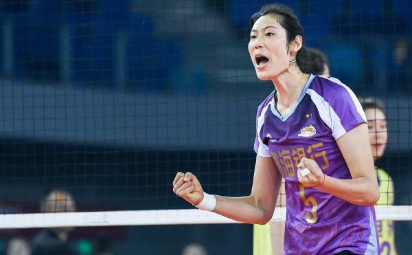 getInterUrl?uicrIvZQ=1ec4e5efbd396e461713f7b40757a5c8 - Zhu Ting has won the Women's Volleyball League's Most Valuable Player again, with 15 personal MVP honors
