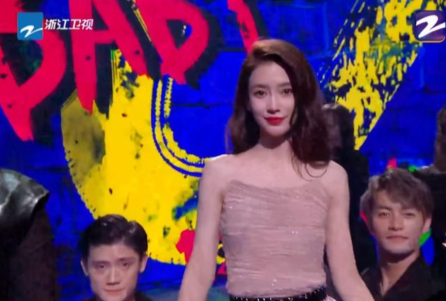 getInterUrl?uicrIvZQ=1f102f220501b823a849003ae48bfefa - Zhejiang Satellite TV party has more to watch! Yang Ying challenges the art of rap show, Ju Jingyi's picture is white and shiny