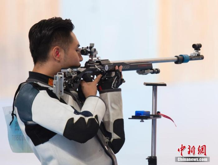 Tokyo Gold Point丨Pioneering Chinese Shooting Team This time it's going to turn around(1)