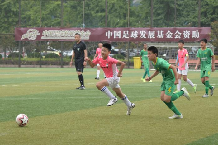 Jing Shao joins hands with Urban Children's League, Beijing to further consolidate the foundation of youth football(2)