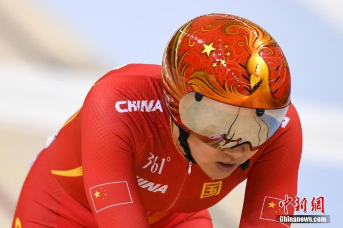 Tokyo Golden Point   Bell Angels fights again for the Olympics, track bikes look forward to new breakthroughs(2)