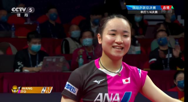 getInterUrl?uicrIvZQ=2d1e5b3914f70b7e5204f40444f1eed5 - Mima Ito laughed and celebrated wildly! 7-0 defeated the Chinese nemesis, the godfather of national table tennis black face