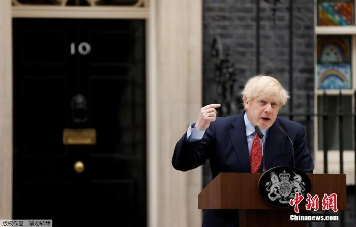 Dawn dawning? UK epidemic improves, Prime Minister Johnson announces roadmap for unblocking