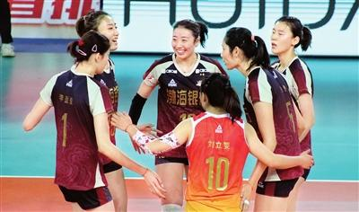 getInterUrl?uicrIvZQ=3c27cc6414ac9c75fa36f13de9b8819c - Tianjin women's volleyball team beat Liaoning in three straight games