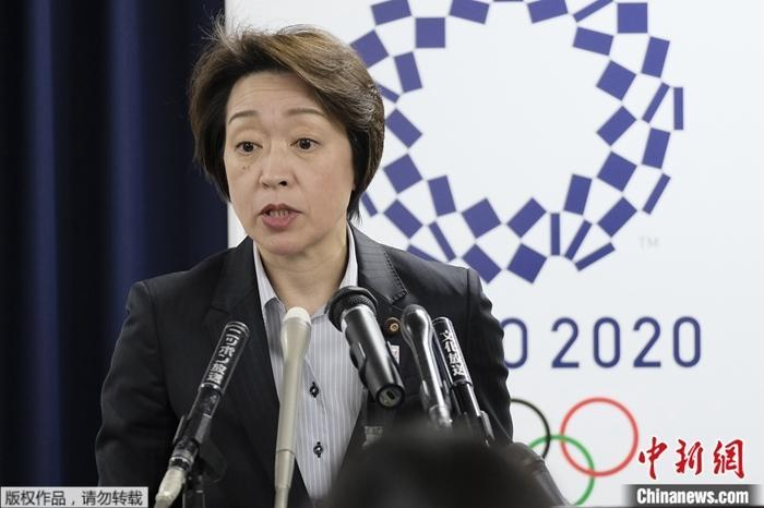 Hashimoto Seiko: All efforts will be made for the success of the Tokyo Olympic Organizing Committee