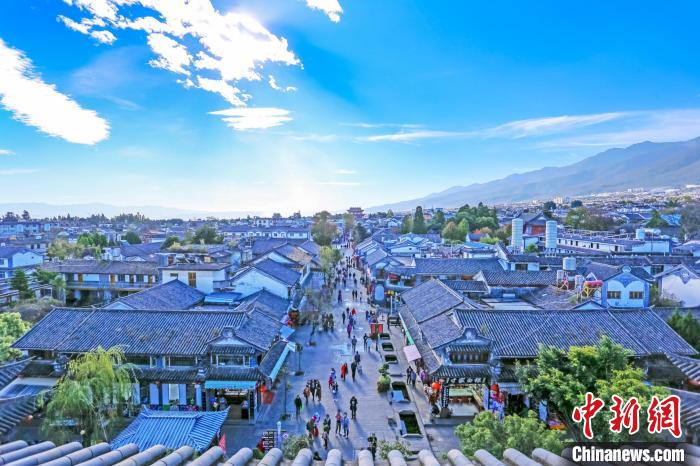"""Cangshan and Erhai """"hand in hand"""" Potala Palace, Yunnan Dali held a tourism promotion in Lhasa(1)"""