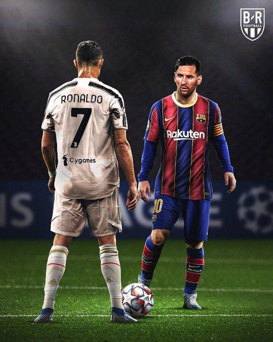 Juventus Vs Barcelona Cristiano Ronaldo Met In The Champions League Group Stage Lewandg Won The Best In Europe Yqqlm
