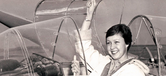 Wally Fink's 60-year late space dream: 22-year-old once rubbed shoulders with space because of her identity as a woman(1)
