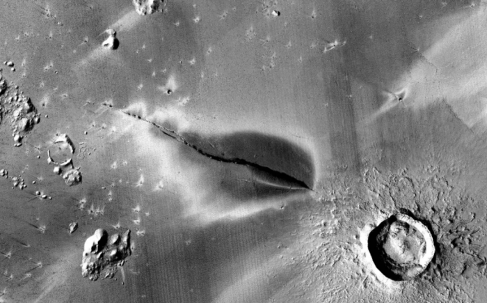 """Scientists find evidence of """"recent"""" volcanic eruption: suggesting the possibility of life under the surface of Mars"""