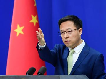 getInterUrl?uicrIvZQ=5cbfc2fcf55ad851101e6463141d39e4 - China is not easy to mess with! The Sino-US game is no longer confined to the diplomatic level, and the risk of head-on conflict increases